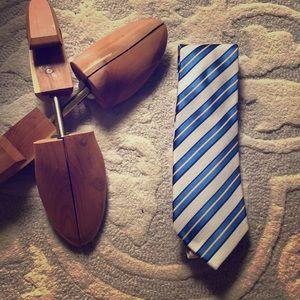 Classic Men's striped tie